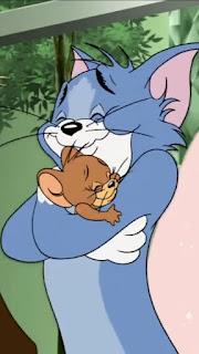 Tom ve Jerry Telefon Duvar Kağıtları 14