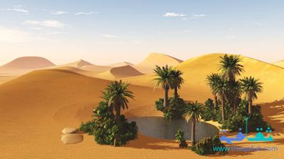 صور مناظر طبيعيه عن الصحراء