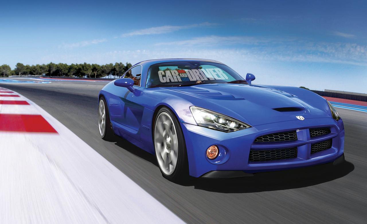 Best Cars 2013: Dodge Viper 2013