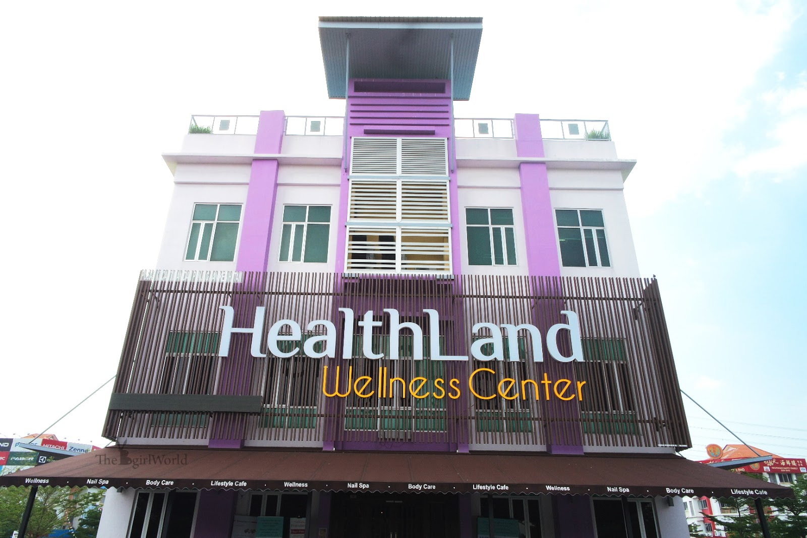 Healthland puchong review
