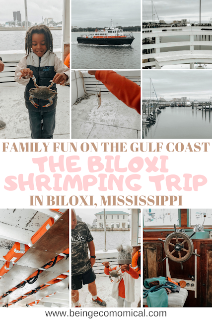 Family Fun On The Gulf Coast Of Mississippi - The Biloxi Shrimping Trip