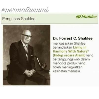 Kisah Menarik Pengasas Shaklee, Dr Forrest Clell Shaklee