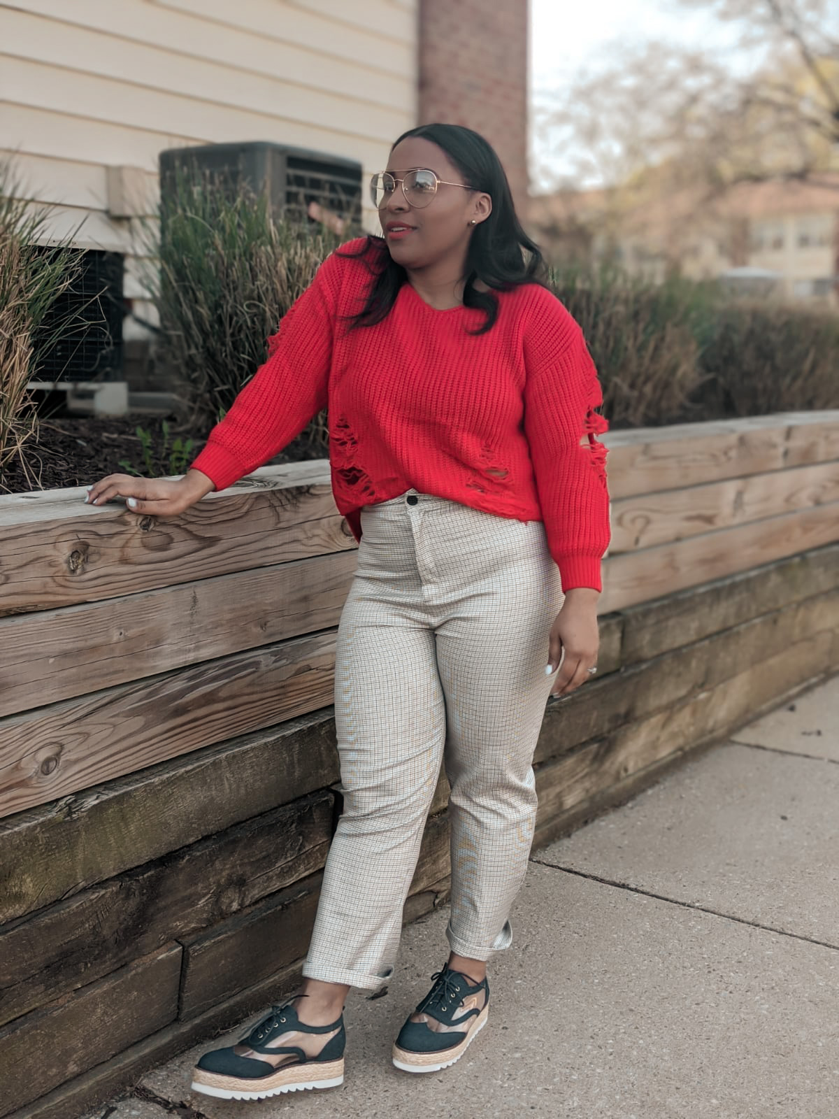Wearing This Color Will Instantly Boost Your Mood, quarantine, pattys kloset, Rosegal clothing review, spring outfit ideas