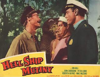 Película Hell Ship Mutiny Online