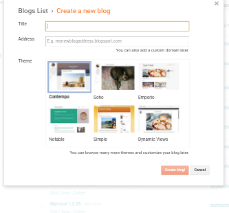 How to create blog, free me website kaise bnaye