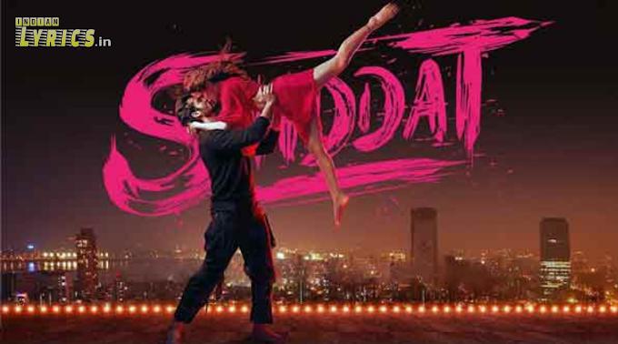 Shiddat Title Track Lyrics   Manan Bhardwaj