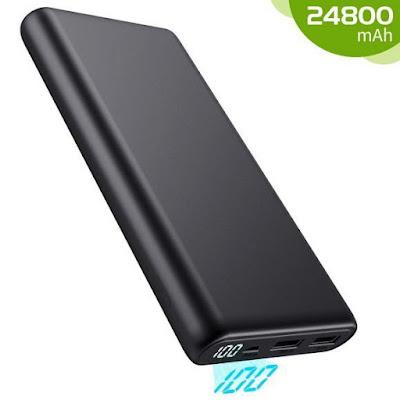 Carica batterie portatile