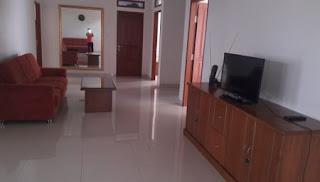 Ruangan Tengah Lantai 2 villa valencia