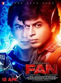 Fan (2016) Hindi Movie Download 1GB