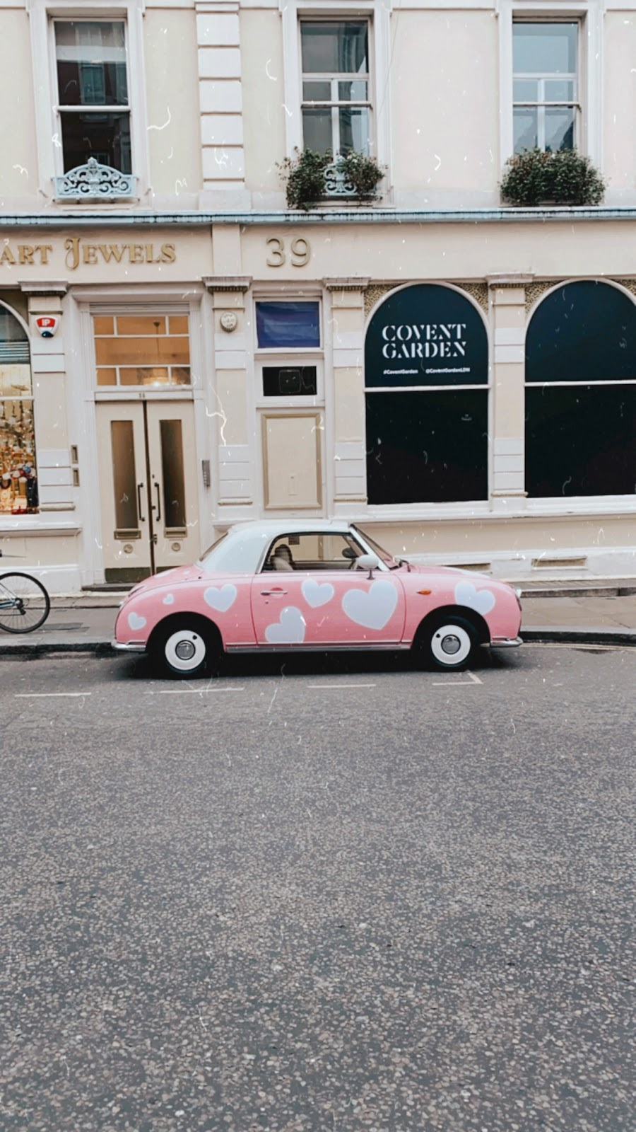 covent garden pink figaro