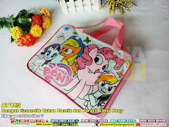 Dompet Kosmetik Bahan Plastik Dan Parasit Little Pony