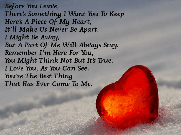 i love you poem for him from the heart