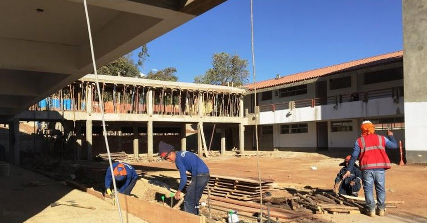 Gobierno transfiere S/ 300 millones para ejecutar obras e iniciar otras del proyecto «Corredores Educativos» en la región San Martín