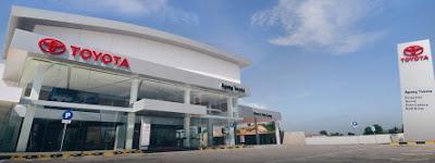 Agung Toyota Batam Center