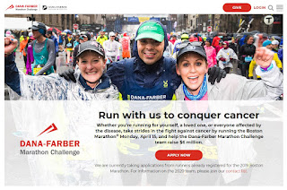 Dana-Farber Marathon Challenge