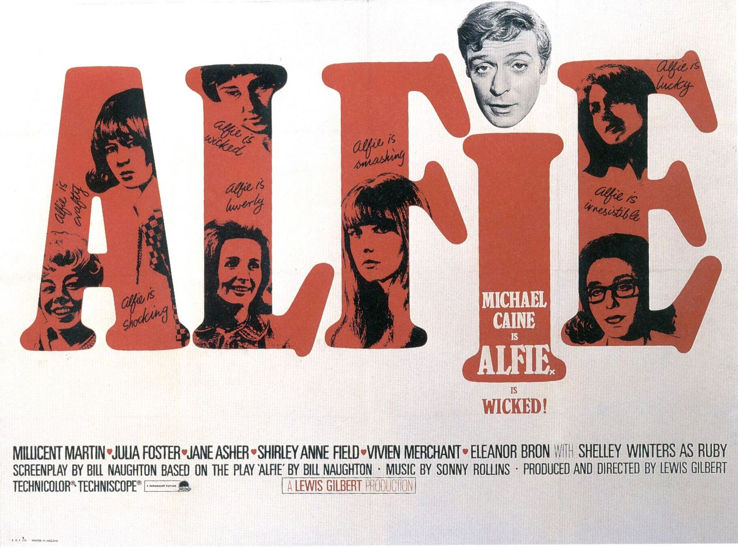 Alfie movie 1966