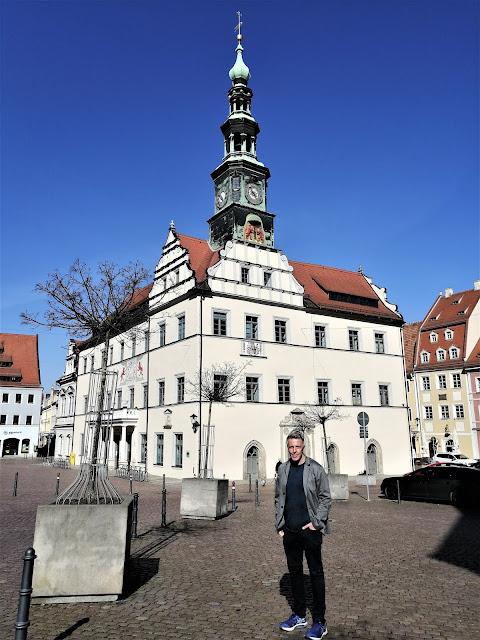 Alexander Tauscher Radioreise Podcast in Pirna Sachsen