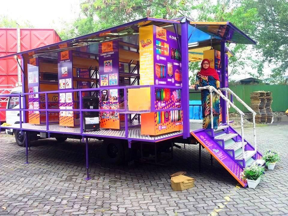 Food Truck| Konsep Perniagaan Bergerak Masyarakat Moden Cepat Dan Pantas