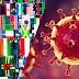 بلدان التى أصيبت بفيروس كورونا احذر من الهجرة اليها