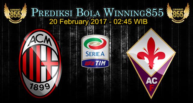 Prediksi Skor AC Milan vs Fiorentina