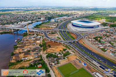 - Projeto Arena do Grêmio