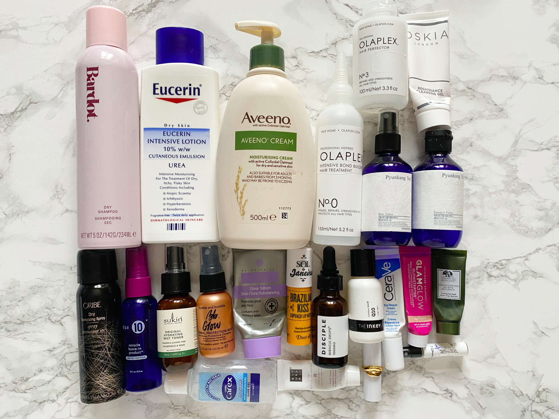 danielle's beauty blog product empties