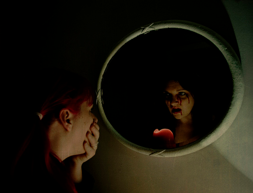 bloody mary in the bathroom mirror writer s within the unexplained s1e1 bedtime stories 25163