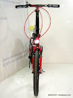 2 Sepeda Lipat Fold-X X-One Soccer Spain La Furia Roja