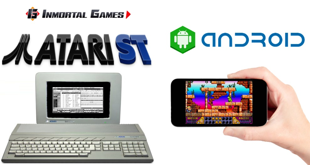 android atari st emulator