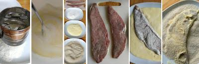 Zubereitung Klassisches Wiener Schnitzel nach Johann Lafer