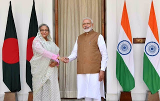 Union Cabinet approved MoU between India-Bangladesh