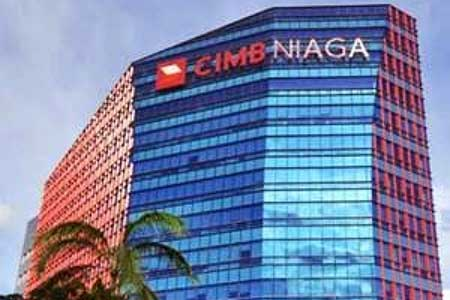 Alamat & Nomor Telepon Kantor Bank CIMB Niaga Jakarta Pusat