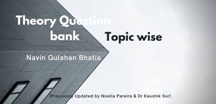 Old DNB Question papers arranged topic wise