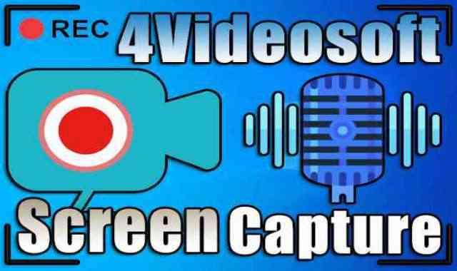 تحميل وتفعيل برنامج 4Videosoft Screen Capture عملاق تصوير الشاشة وعمل الشروحات بدقة عالية