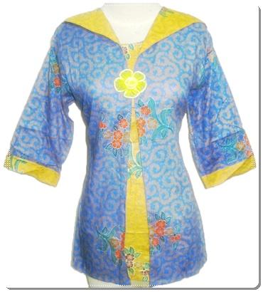 Model Baju Batik Sebagai Cardigans Aktual Post