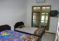 kamar wisma wisata karimunjawa