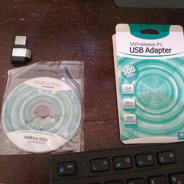 Wireless-N USB Adapter
