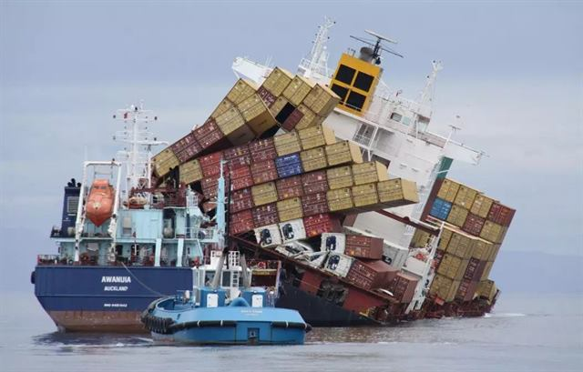 التأمين البحري-أنواع الوثائق وخطوات التعاقد وتسوية التعويض