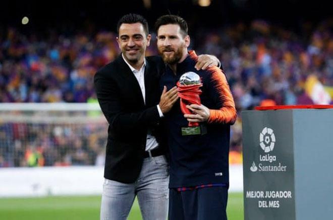 Messi muốn bỏ Barca: Sang châu Á làm học trò Xavi hay về quê cống hiến? 4
