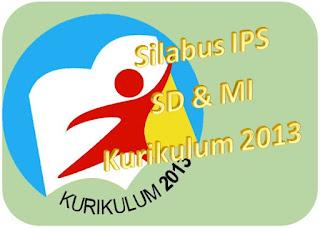 Contoh Silabus IPS Sekolah Dasar Dan MI berdasarkan Kurikulum 2013 (Rev. 2016)