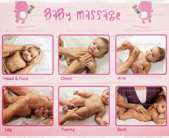teknik urutan bayi
