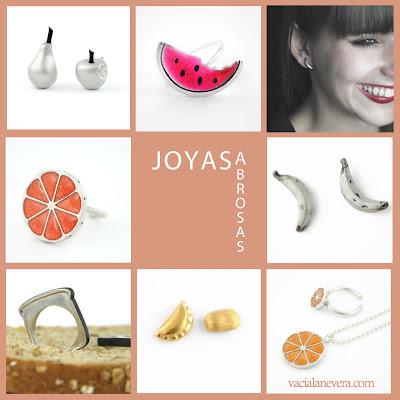 Colección de Joyas Sabrosas