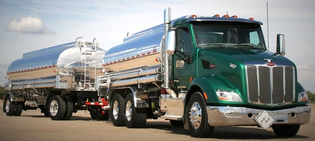 what is fuel delivery oil trucks gasoline transportation