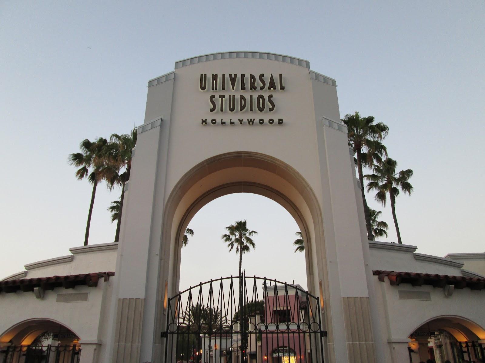 Universal Studios Hollywood Food Court