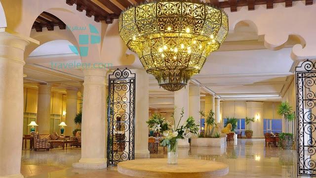 فندق ومنتجع وفيلات وسبا شيراتون شرم الشيخ