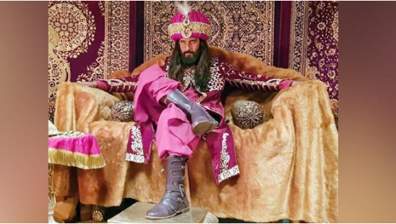Real Khilji is not Ranveer Singh you will be shocked by knowing his name, TV show run for his money; watch promo