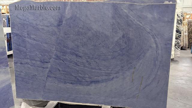 Azul Macaubas Quartzite 2cm