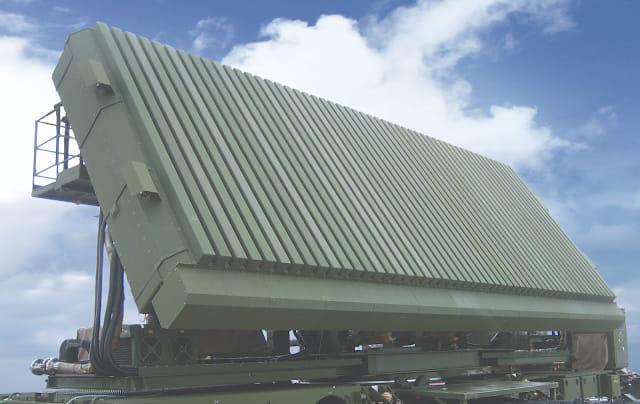 radar Phòng thủ của Ấn Độ
