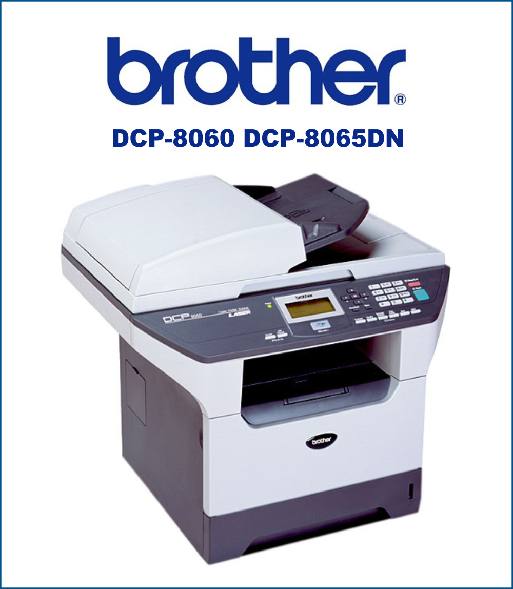 Drivers 8060 Descargar Download Brother Dcp