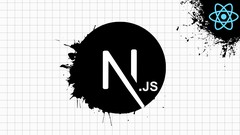 Complete Next.js with React & Node - Beautiful Portfolio App
